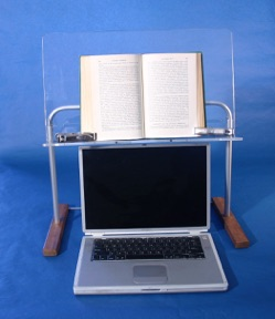 Back To Specialized Book Holders Owner S Manual E Tool Ergonomic Book Holder And Copy Holder