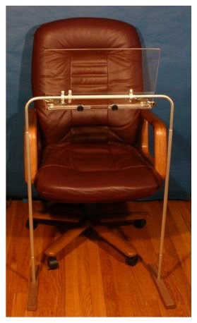 Relaxed Line Of Vision Now That You Are Sitting With Proper Neck And Back Support Your Seat The Chair Should Be Cushioned
